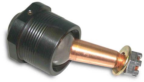 Howe Upper Ball Joint Screw-in Moog K772 Afco 20034