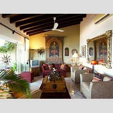 With Mexican Interior Design In Mexico  Interior Design