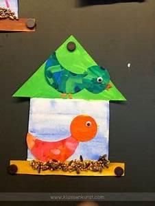 Vögel Im Winter Kindergarten : klassenkunst bunte v gel im winter grundschule winter ~ Whattoseeinmadrid.com Haus und Dekorationen