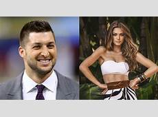 Tim Tebow Gets Engaged To Miss Universe DemiLeigh Nel