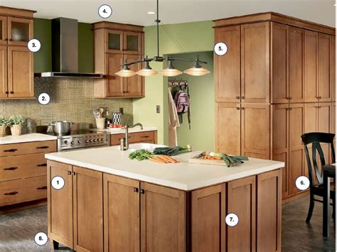 maple colored kitchen cabinets waypoint contemporary kitchen in style 630s maple mocha 7347