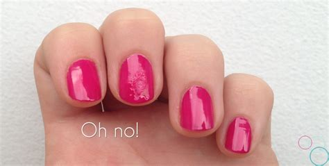 Fix A Smudged Nail