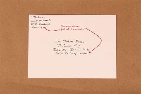 address  envelope    ways