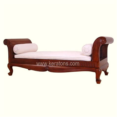 Padded Wooden Bench by Modern Wooden Sofa Bench With Padded Seat Bench