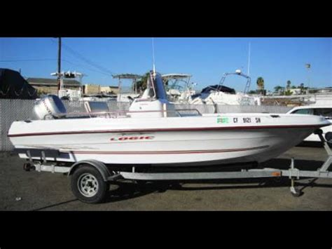 Triumph Boats Youtube by Triumph 186 Cool Bay 2001 Model Year Youtube