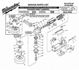 Milwaukee Grinder Wiring Diagram