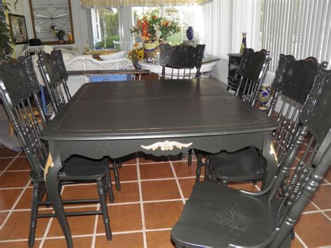 craigslist dining room table found the dining room table on craigslist and the 6 chairs