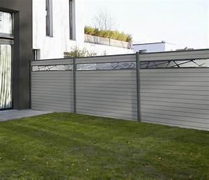 Prix Mur Parpaing Cloture : prix d 39 une cl ture en bois composite 2018 ~ Dailycaller-alerts.com Idées de Décoration