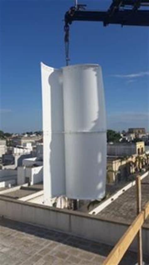 mini eolico da terrazzo una pala eolica da installare sul tetto corriere it