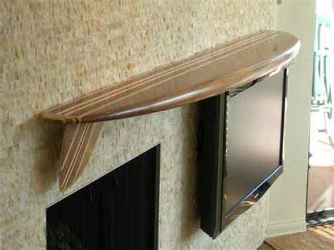 Wooden Surfboard Wall Art - Elitflat