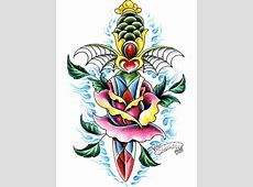 Tatouage Hirondelle Old School Signification Printablehd