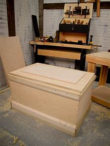 Christopher Schwarz Builds a DIY Tool Chest in 16 Hours