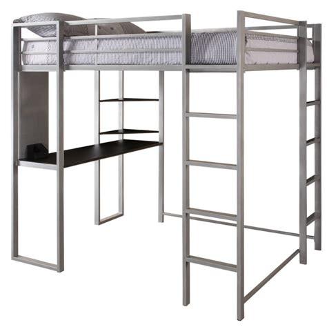 full over desk bunk bed furniture full size corner loft bunk bed with desk and