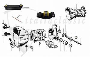 Alfa Romeo Transmission Diagram