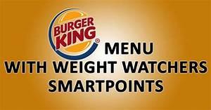 Weight Watchers Punkte Berechnen 2016 : new burger king menu updated with smartpoints 2016 weight watchers pinterest dressing ~ Themetempest.com Abrechnung