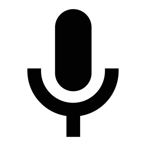 14200 microphone icon png андроид микрофон значок бесплатно из ionicons