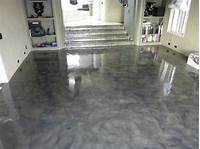 concrete painted floors How to paint concrete floors in detailed steps