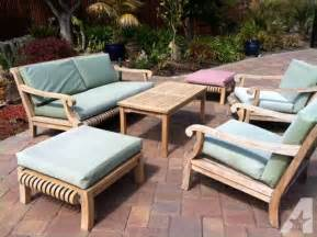 smith hawken teak outdoor furniture garden