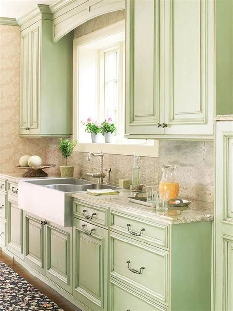 country kitchen sweet 17 best ideas about green country kitchen on 6149