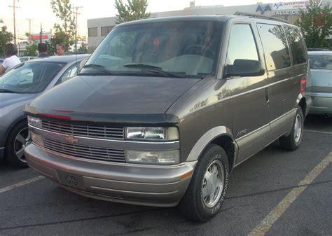 1998 Chevy Astro Mpg by 1998 Chevrolet Astro Ls Passenger Minivan 4 3l V6 Auto