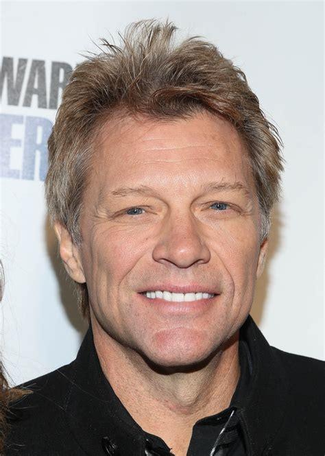 Jon Bon Jovi Photos Arrivals Howard Stern
