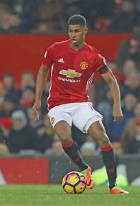 Marcus Rashford: Man United star stalling on new contract ...
