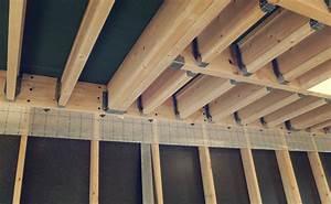 Plancher Bois Etage : inosol france poutres france poutres ~ Premium-room.com Idées de Décoration