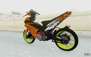Yamaha Jupiter Mx 135 Roadrace For Gta San Andreas