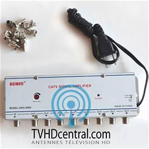 Amplificateur Antenne Tv : pr amplificateur et r partiteur amplificateur de signal ~ Premium-room.com Idées de Décoration