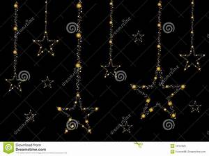 Black Background With Stars Royalty Free Stock Photo ...