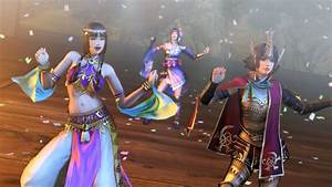 What can you do with a Samurai Warriors 4-II edit ...