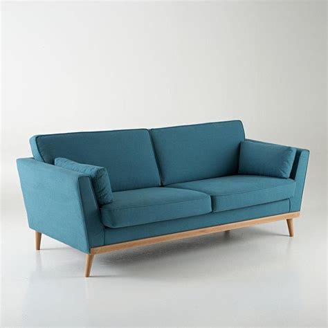 canapé livraison canapé vintage 3 et 4 places tasie la redoute interieurs