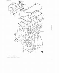 Engine Gasket Set For