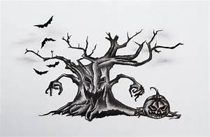 Halloween Tattoo Design by mortar-girl on DeviantArt