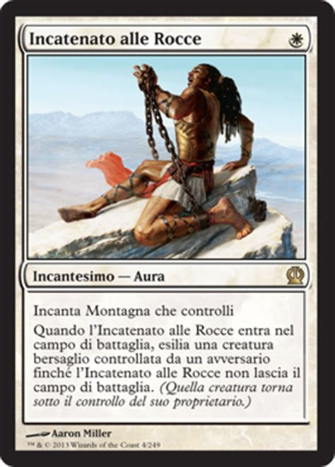 Mtg Black Deck Archetypes by Magic The Gathering Analisi Di Theros Isola Illyon