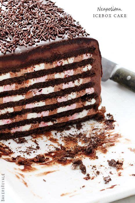 icebox cake recipe dishmaps