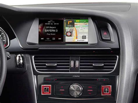 navigation system  audi    alpine xd ar