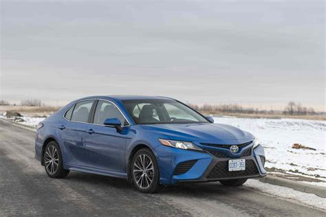 Review Toyota Camry by 2018 Toyota Camry Se Review Sportier Next Generation Model