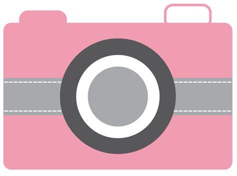 Pink Camera Clip Art