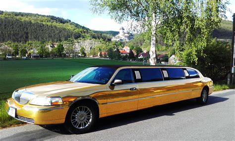 A Limo by Golden Limo In Prague For Stag Do S Vox Travel