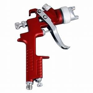 Pistolet Peinture Gravité Hvlp : 3pcs pistolet gravit hvlp air peinture a rographe outil ~ Premium-room.com Idées de Décoration