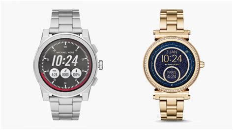 fossil shows stylish new android wear smartwatches techspot