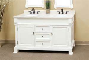 60 inch double traditional single sink vanity wood by