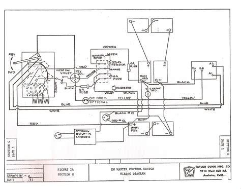 Volt Golf Cart Wiring Diagram Untpikapps