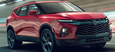 2019 Chevy Blazer Wallpaper by Spotlight On The Upcoming 2019 Chevrolet Blazer Eagle