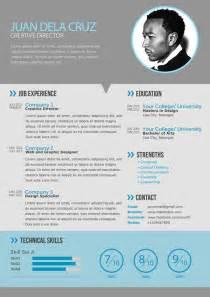 best modern resume templates free flat and modern resume cv psd template freebies thetotobox