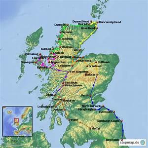 Land In Schottland Kaufen : schottland von edmundarnold landkarte f r das ~ Lizthompson.info Haus und Dekorationen