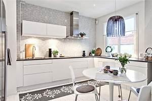 Küche Weiß Hochglanz L Form : k chen l form mit fenster ~ Bigdaddyawards.com Haus und Dekorationen