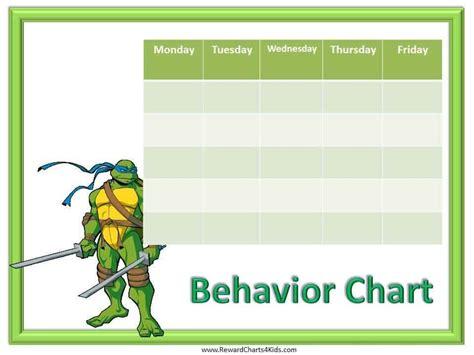 Character chart template maxwellsz