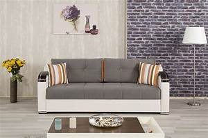 divan deluxe golf gray convertible sofa bed by casamode With divan sofa bed